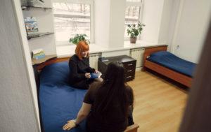 Индивидуальная работа с психологом - необходимая часть реабилитационного процесса